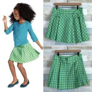 Melody Plaid Skort Green American Girl